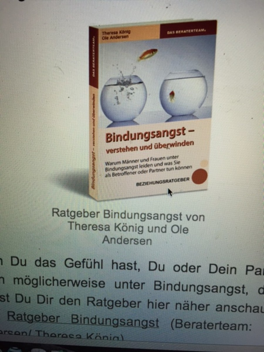 Bindungsangst verstehen und überwinden (Bild: Theresa König und Ole Andersen)