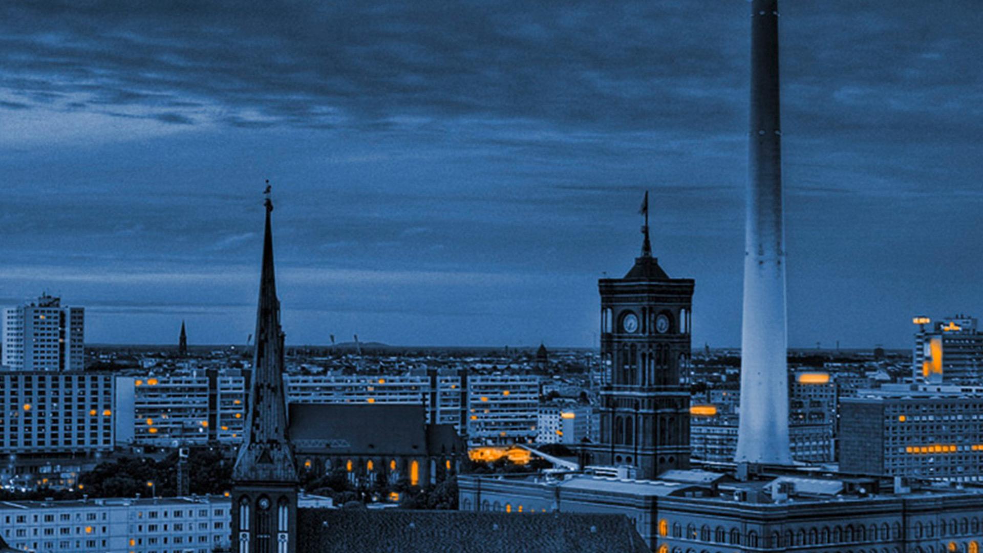 Berlin Blue 2