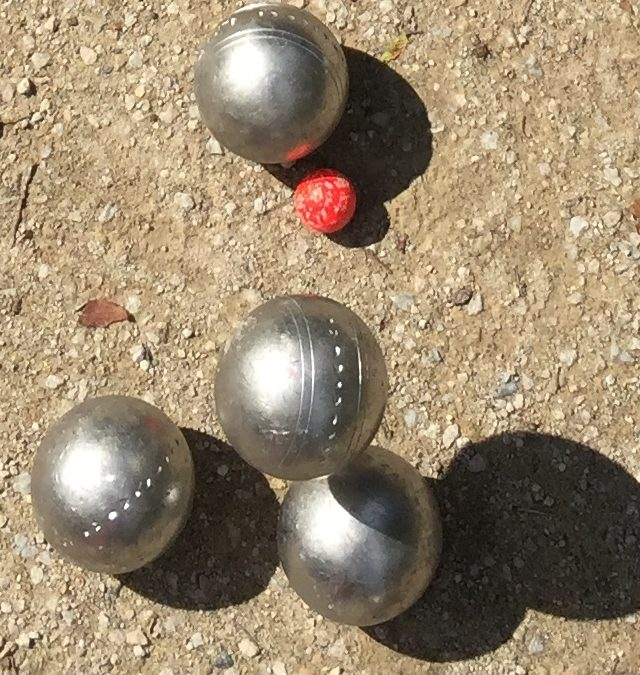 Pétanque: It's more than a game!