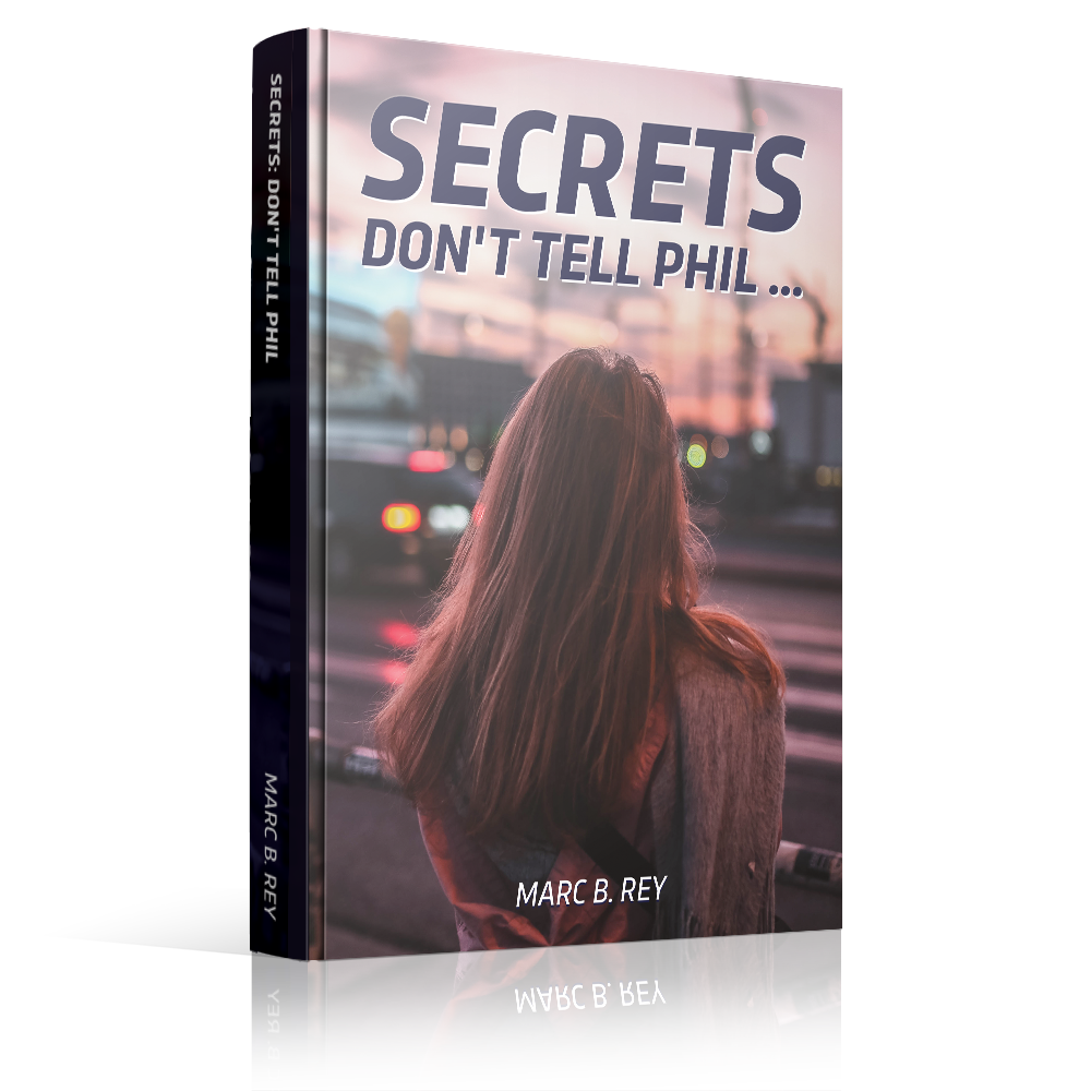 Paperback - Secrets-Dont-tell-Phil